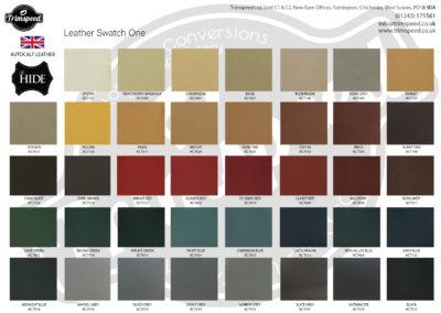 AutoCalf Leather Swatch
