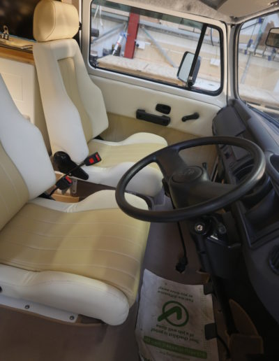 VW T2 Brazilian Upholstery