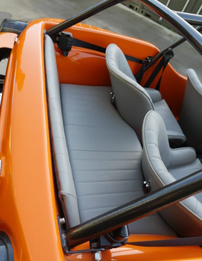 VW Beach Buggy Upholstery